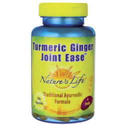 Turmeric Ginger Joint Ease, 100 Caps