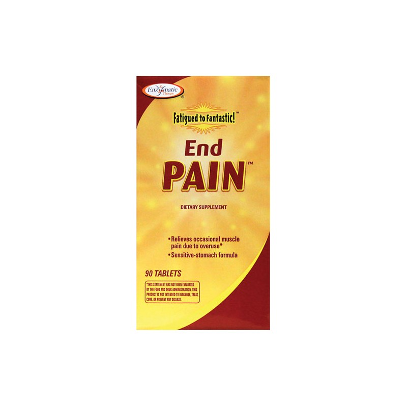 Fatigued to Fantastic End Pain, 90 Tabs