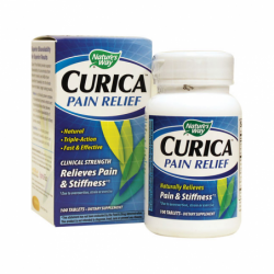 Curica Pain Relief, 100 Tabs