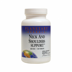 Neck and Shoulders Support, 120 Tabs