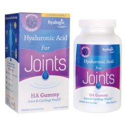 Hyaluronic Acid for Joints, 60 mg 60 Gummies