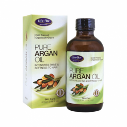 Pure Argan Oil, 4 fl oz Liquid