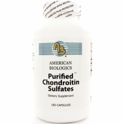 Purified Chondroitin Sulfate, 180 Caps