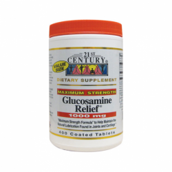 Maximum Strength Glucosamine Relief, 1,000 mg 400 Tabs