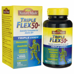 TripleFlex 50 Triple Strength, 120 Cplts