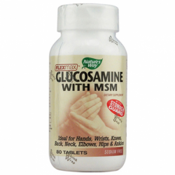 Glucosamine with MSM, 80 Tabs
