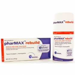 pharMAX Rebuild, 2.5 oz (70 grams) Cream
