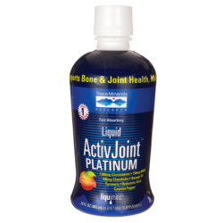Liquid ActivJoint Platinum  Tangerine, 30 fl oz (887 mL) Liquid