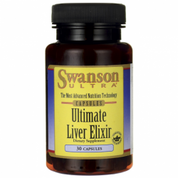 Ultimate Liver Elixir, 30 Caps