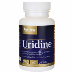 Uridine, 250 mg 60 Caps