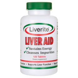 Liver Aid, 120 Tabs