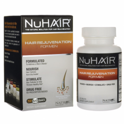 Hair Rejuvenation for Men, 60 Tabs
