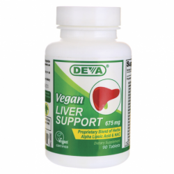 Vegan Liver Support, 90 Tabs