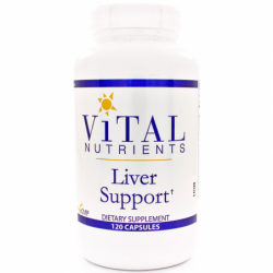 Liver Support, 120 Caps