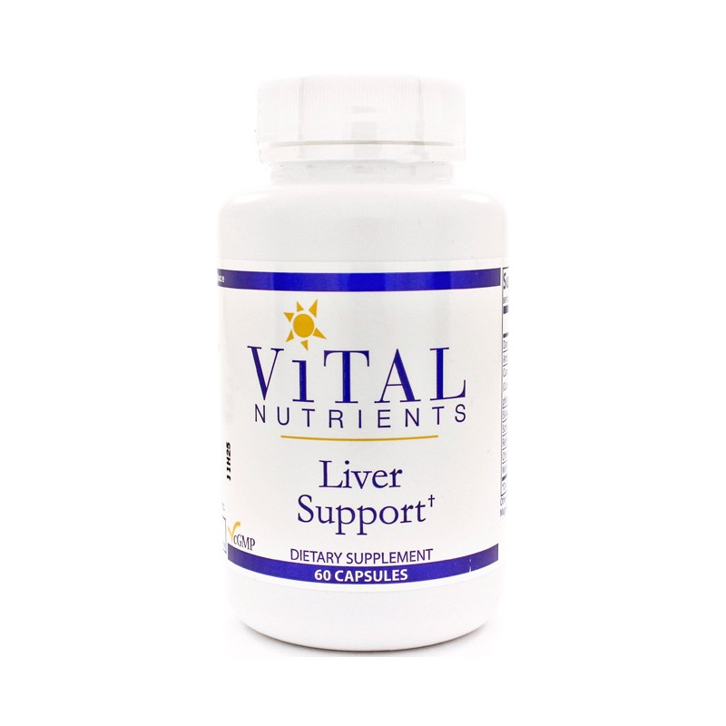 Liver Support, 60 Caps