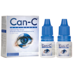 Lubricant Eye Drops with NAcetylcarnosine, 2 / 5 ml Vials