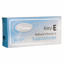 KeyE Suppositories, 24 Ct