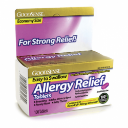 Allergy Relief, 100 Tabs