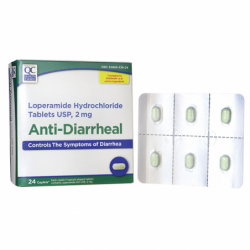 AntiDiarrheal, 24 Cplts