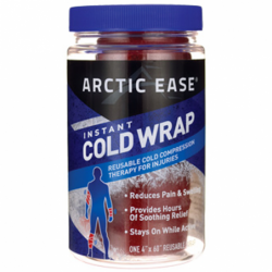 Instant Cold Wrap  Red, 1 Ct