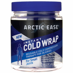 Instant Cold Wrap For Small Joints  Blue, 1 Ct