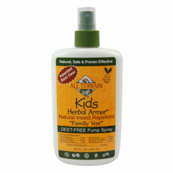 Kids Herbal Armor Natural Insect Repellent Spray  Family, 8 fl oz (240 mL) Liquid