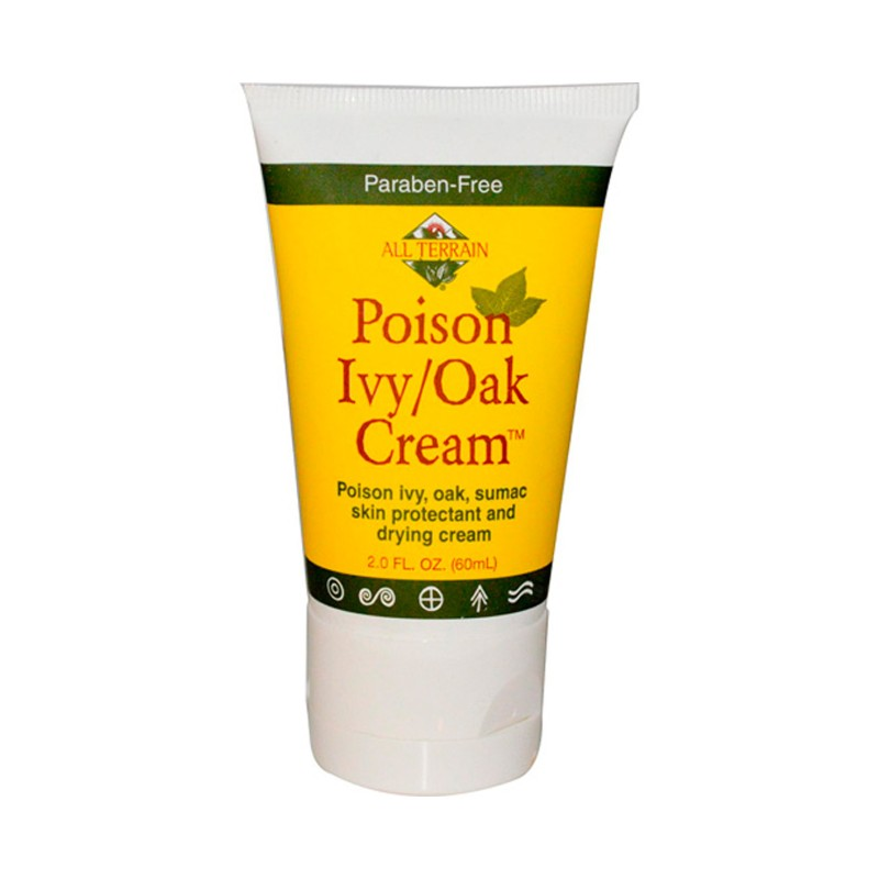 Poison Ivy  Oak Cream, 2 fl oz (60 mL) Cream