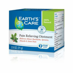 Pain Relieving Ointment, 2.5 oz (71 grams) Ointment
