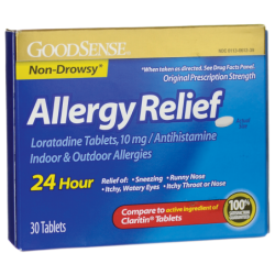 Allergy Relief, 10 mg 30 Tabs