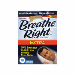 Nasal Strips Extra, 10 Ct