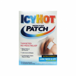 Icy Hot Patch, 5 Ct