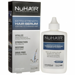 Extra Strength Hair Serum...