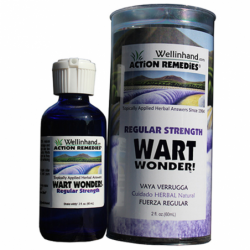 Regular Strength Wart Wonder, 2 fl oz (60 mL) Liquid