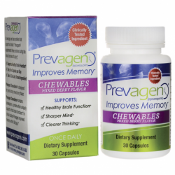 Prevagen Chewables  Mixed Berry, 10 mg 30 Chwbls