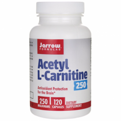 Acetyl LCarnitine 250, 250 mg 120 Caps