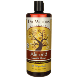 Almond Castile Soap with...