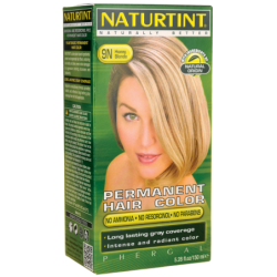 Permanent Hair Color  9N Honey Blonde, 1 Box