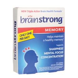 Brainstrong Memory, 30 Cplts