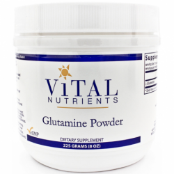 Glutamine Powder, 8 oz Pwdr
