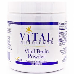 Vital Brain Powder, 150 grams Pwdr