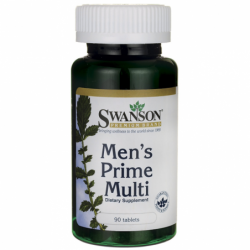 Mens Prime Multivitamin, 90 Tabs