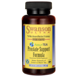 AssuriTEA Prostate Support Formula, 500 mg 60 Veg Caps