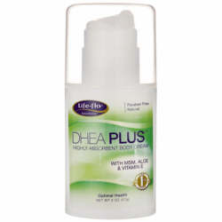 DHEA Plus Body Cream, 2 oz Cream