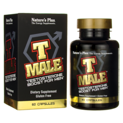 Natures Plus T Male Testosterone Boost For Men, 60 Caps