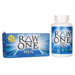 Vitamin Code Raw One for Men, 75 Veg Caps