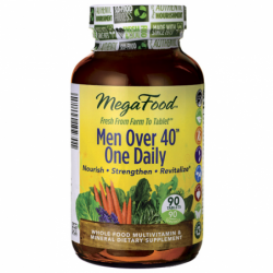 DailyFoods Men Over 40 One Daily, 90 Tabs