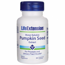 WaterSoluble Pumpkin Seed Extract, 262 mg 60 Veg Caps