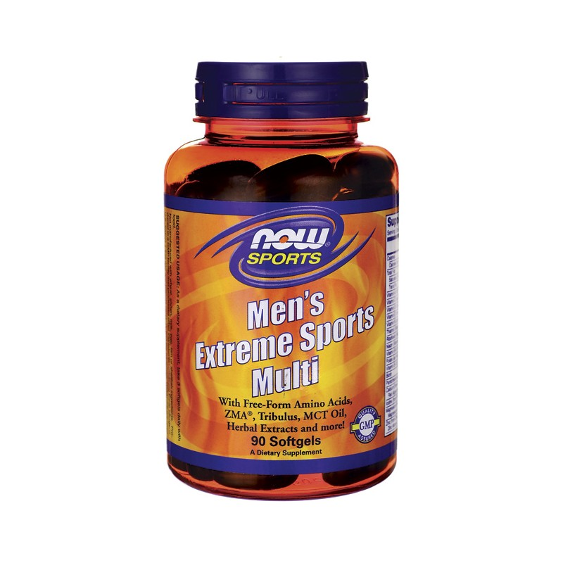 Mens Extreme Sports Multi, 90 Sgels