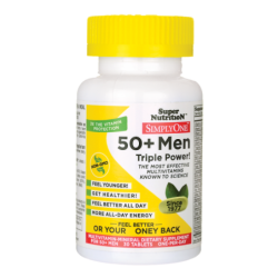 Simply One 50 Men Triple Power, 30 Tabs