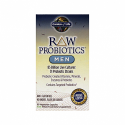 RAW Probiotics Men, 90 Veg...
